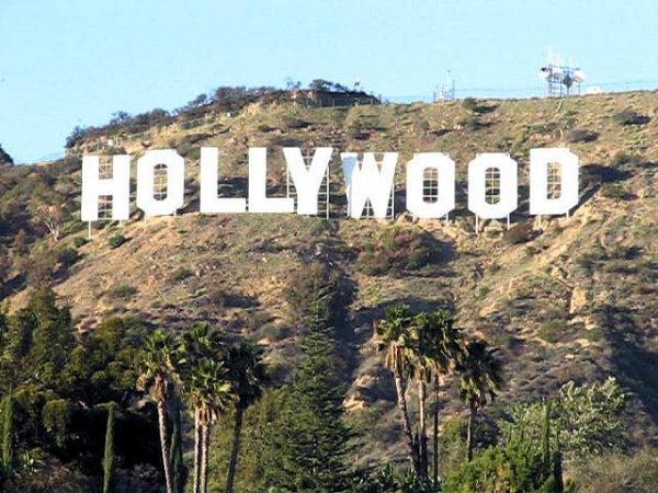 Hollywood Sign December 2007